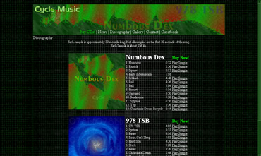 Cycle Music v2