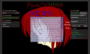 PorkCh0ps.net ReCycle